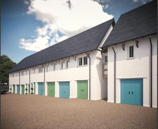 2 Bedrooms Property for sale in St John Square, Poundbury